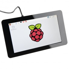 "7"" Touchscreen Display for Raspberry Pi"