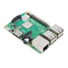 Raspberry Pi 3 Model B+ (1.4GHz Cortex-A53 with 1GB RAM)
