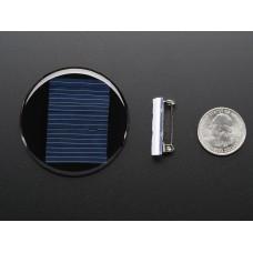 Round Solar Panel Skill Badge (5V 40mA)