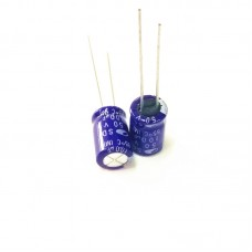 100µF 50V Aluminum Electrolytic Capacitor (Pack of 2)