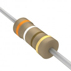 390 Ohm 5% 1/4W Through Hole Resistors (Pack of 10)