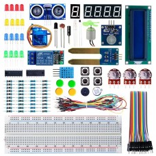 Basic Starter Kit for Arduino