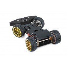 4WD RC Smart Car Chassis Kit