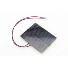 Solar Panel with Wire (0.5W)