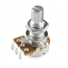 Rotary Potentiometer (10K Ohm Linear)