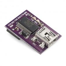 LilyPad FTDI Basic Breakout (5V)