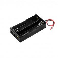 2 x 18650 Battery Holder