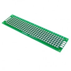 Double Sided ProtoBoard (2x8cm)