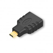 Micro HDMI to Standard HDMI Adapter for Raspberry Pi 4