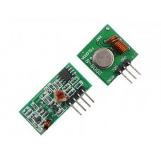 RF Link Transmitter and Receiver Pair (315Mhz)