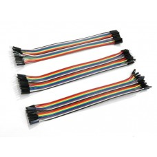 Jumper Wire Mixed Pack (60 Pins x 20cm)