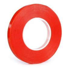 2mm x 50m Double Sided Clear Adhesive Tape