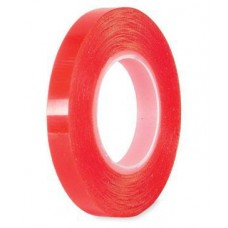 6mm x 50m Double Sided Clear Adhesive Tape