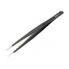 Fine Tip Straight Tweezers (ESD-11)