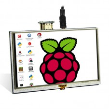 "5"" HDMI LCD Touch Screen for Raspberry Pi"