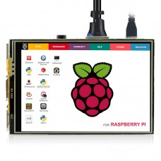 "3.5"" TFT LCD Touch Screen for Raspberry Pi"