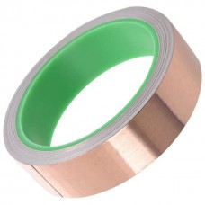 Conductive Adhesive Copper Tape 20mm (50ft)