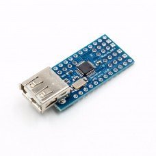 Mini USB Host Shield 2.0 for Arduino