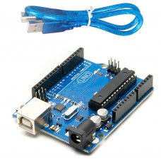 Uno R3 Compatible Board with USB Cable