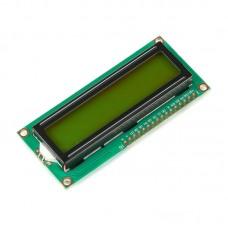 16x2 Character LCD Display Module (Black on Green Backlight 5V)