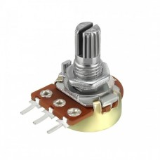 Rotary Potentiometer (100K Ohm Linear)