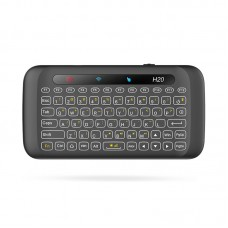 H20 Mini Wireless Keyboard with Touchpad