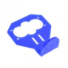 Ultrasonic Sensor Mounting Bracket (Blue)
