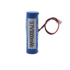 18650 Lithium Ion Battery (3.7V 3000mAh)
