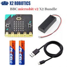 BBC micro:bit v2 X2 Bundle
