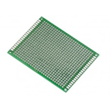 Double Sided ProtoBoard (6x8cm)