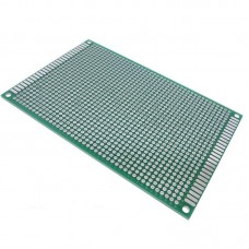 Double Sided ProtoBoard (8x12cm)