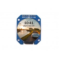 1.28'' IPS TFT LCD Display Module (GC9A01)