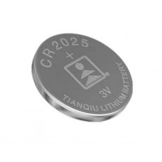 CR2025 Lithium Non-Rechargeable Coin Cell Battery (3V 20mm)