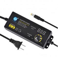 Adjustable Power Supply (3V to 24V at 2 Amp)